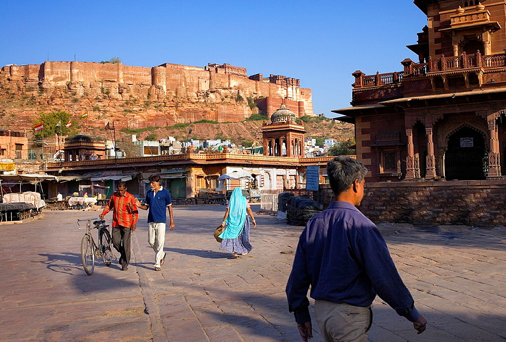 Sardar Market,Jodhpur, Rajasthan, India