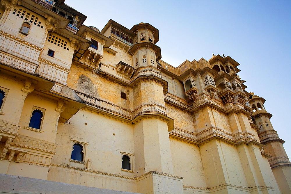 City Palace,Udaipur, Rajasthan, india