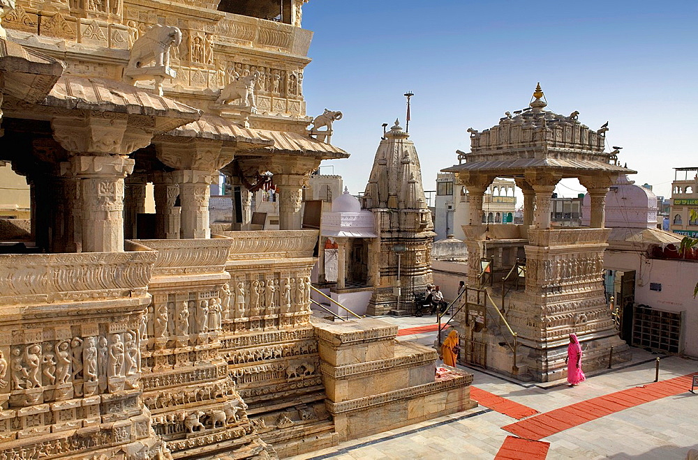 Jagdish Temple,Udaipur, Rajasthan, india