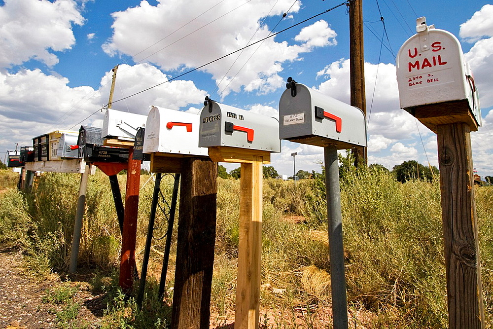 Mailboxes, South West, USA