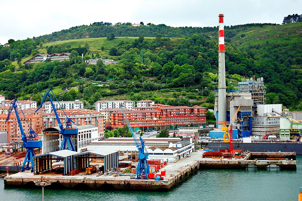 Pasajes Port, Gipuzkoa, Basque Country, Spain