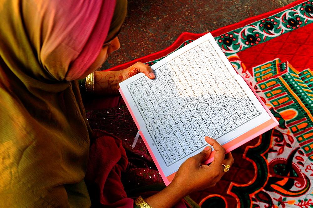 Eid Ul Adha festival at Jama Masjit in Old Delhi - 817-409814