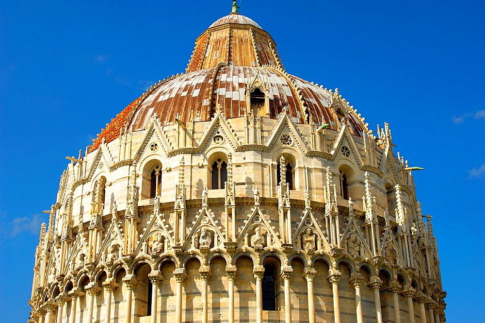 Piazza del Miracoli, Pisa, Italy
