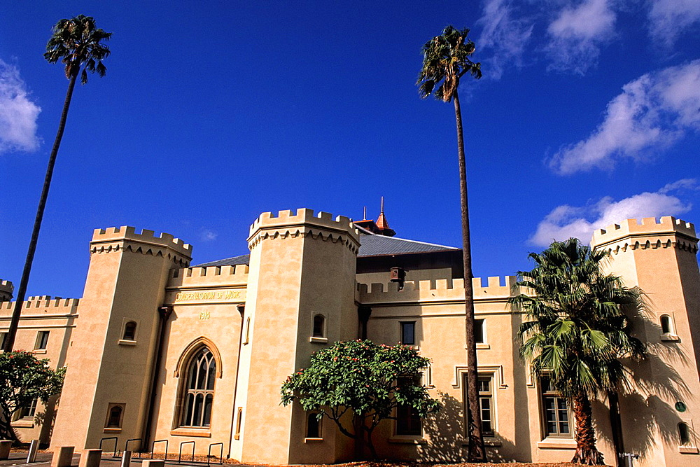 Conservatorium of Music Year 1915 in Sydney New South Wales Australia