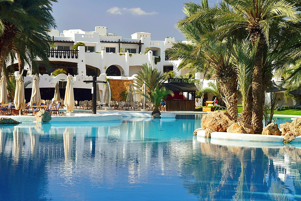 Swimming Pool, Odyssee Resort, Zarsis, Tunisia