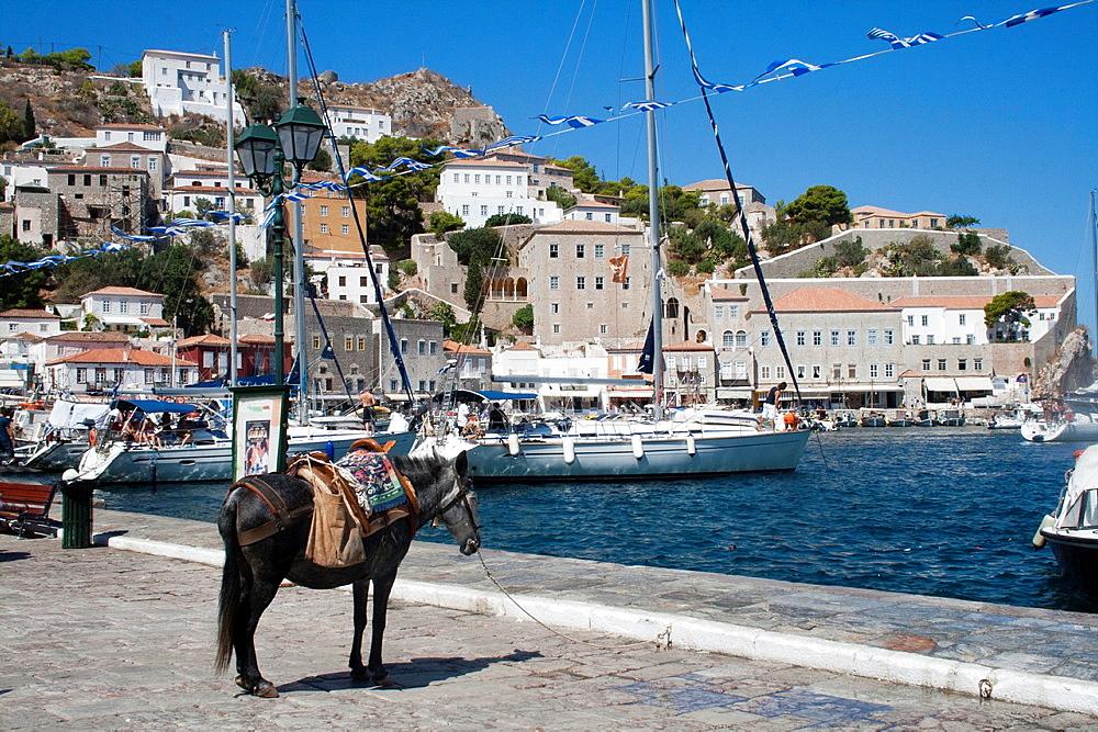 Greece Hydra.