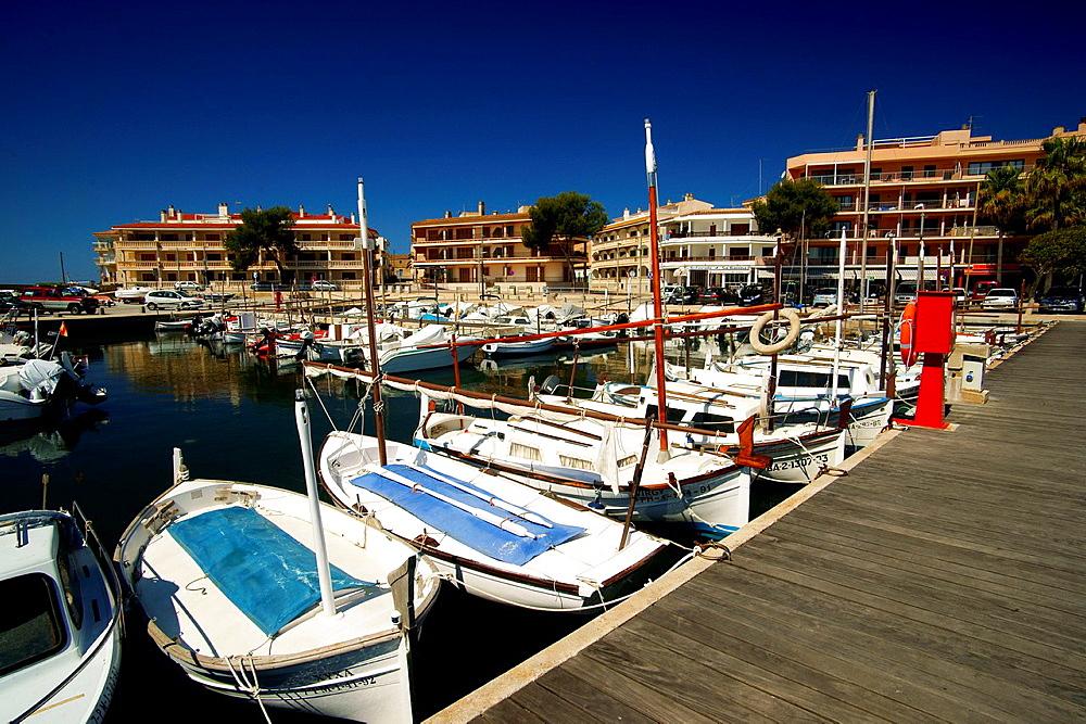 Colonya de Sant Jordi Mallorca Illes Balears Espana