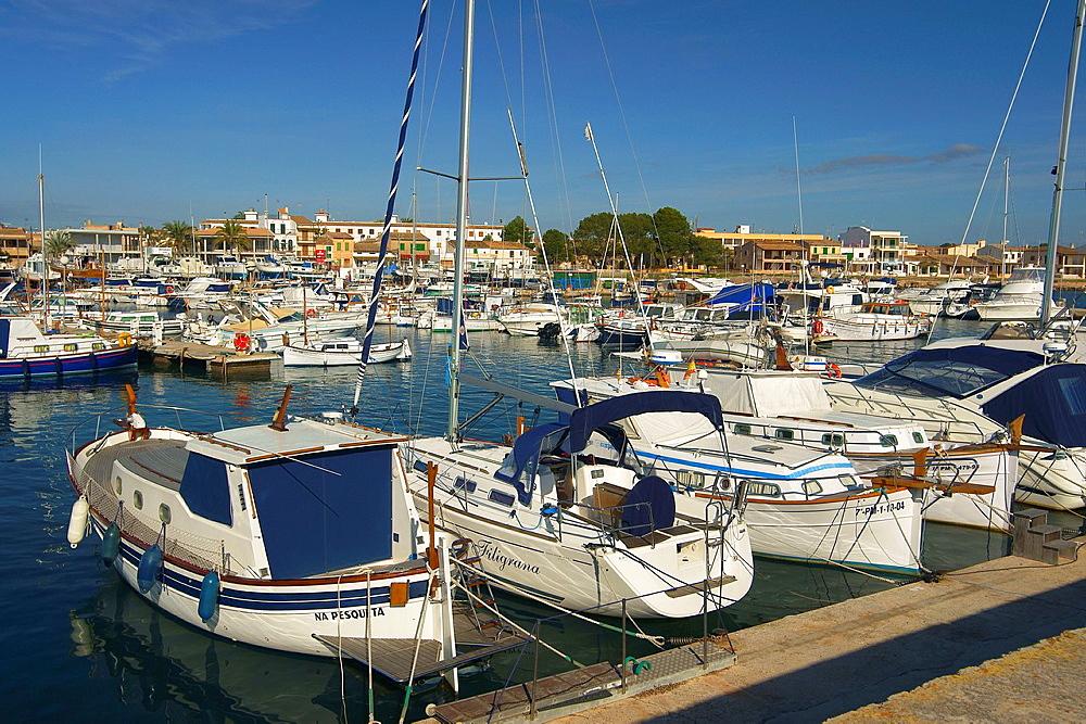 Club Nautico de SÂ¥ Estanyol Llucmajor Migjorn Mallorca Baleares Espana