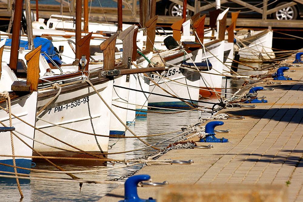 Porto Cristo, Manacor, Llevant, Mallorca, Balearic Islands, Spain