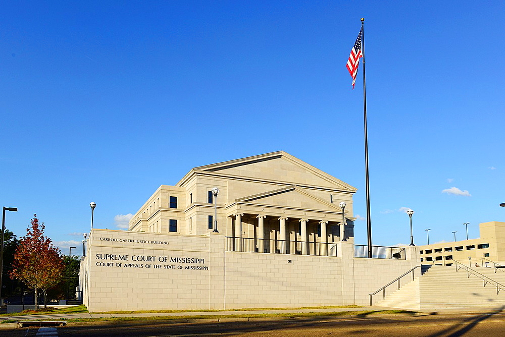 Supreme Court of Mississippi Jackson, United States of America