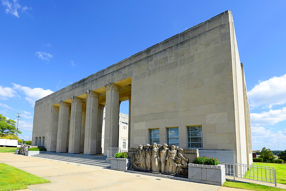 Mississippi War Memorial BuildingJacksoi MS US