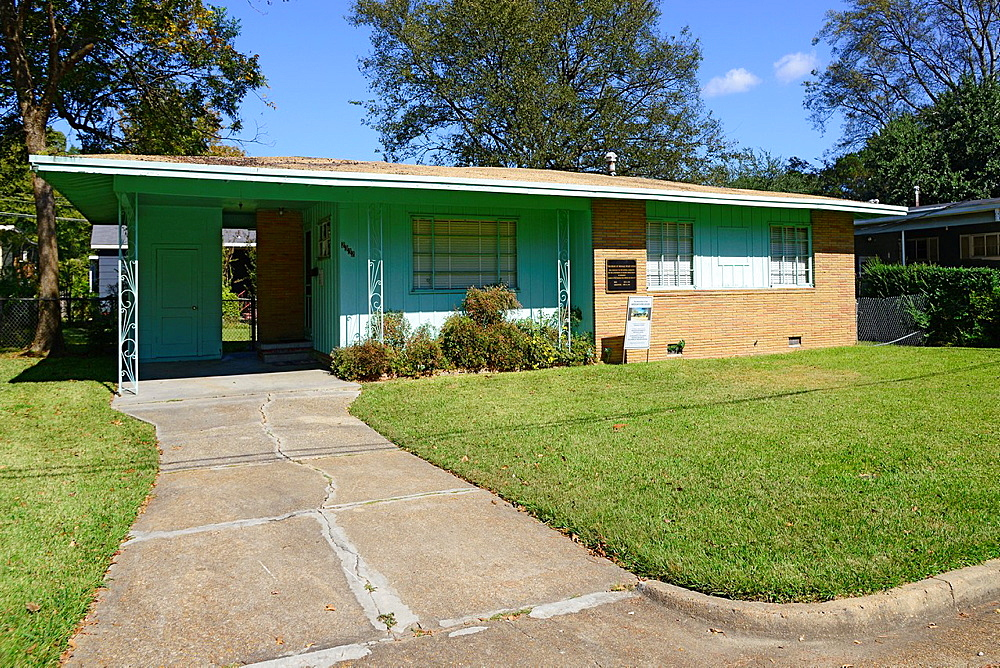 Medgar Evers Home Jackson, Mississippi, United States of America