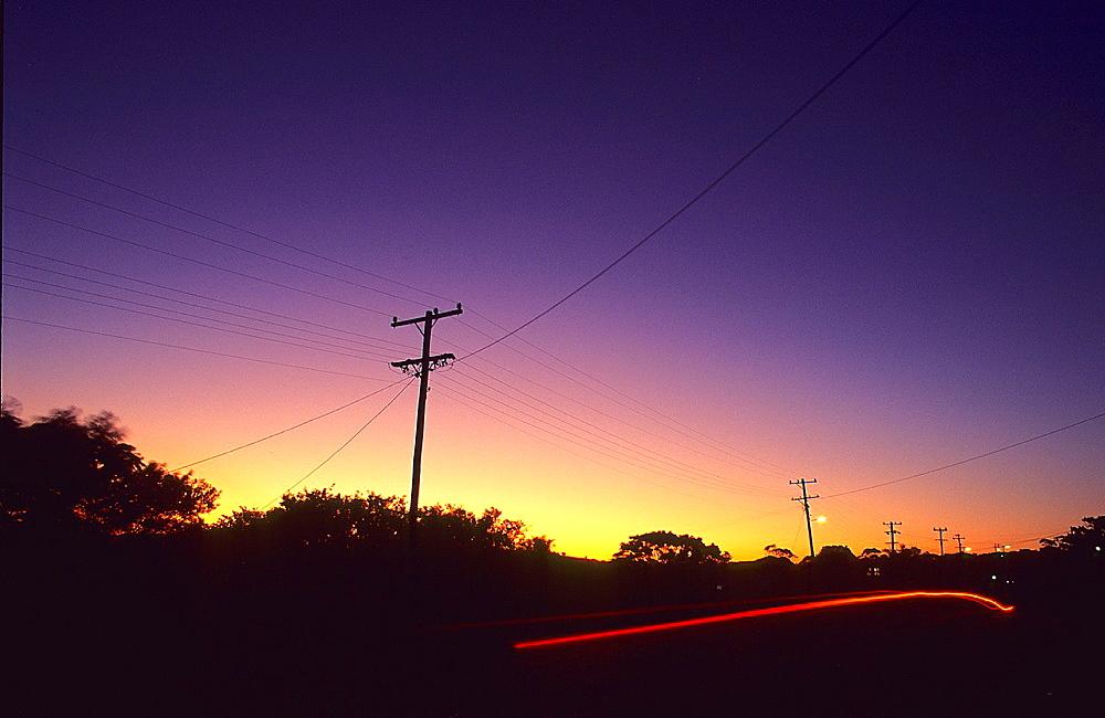 Electricity Byron Bay Australia