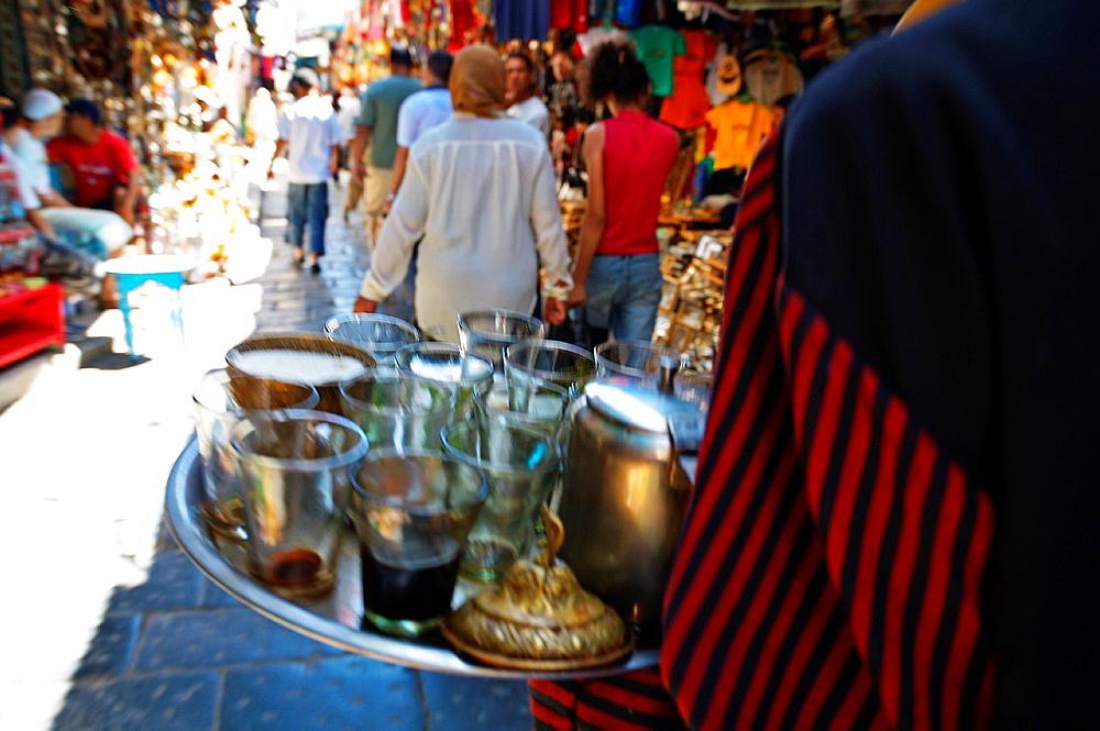 Cafe, Medina, Tunis Tunisia.