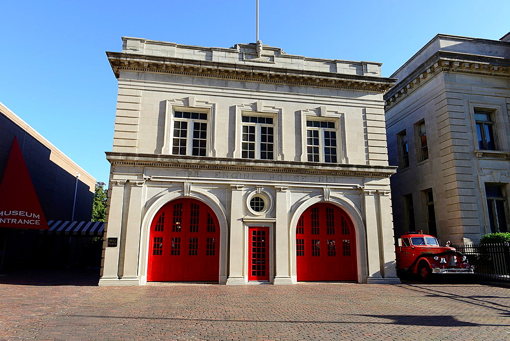 Fire Museum Memphis Tennessee TN