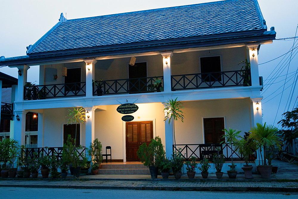 Sok Xai Guest House Luang Prabang Laos