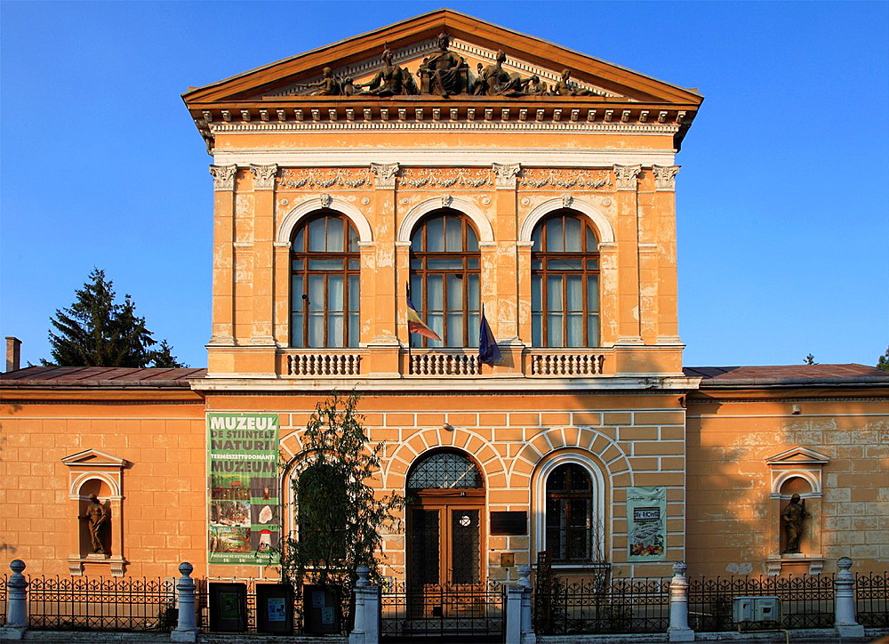Romania, Targu Mures, Museum of Nature Sciences,