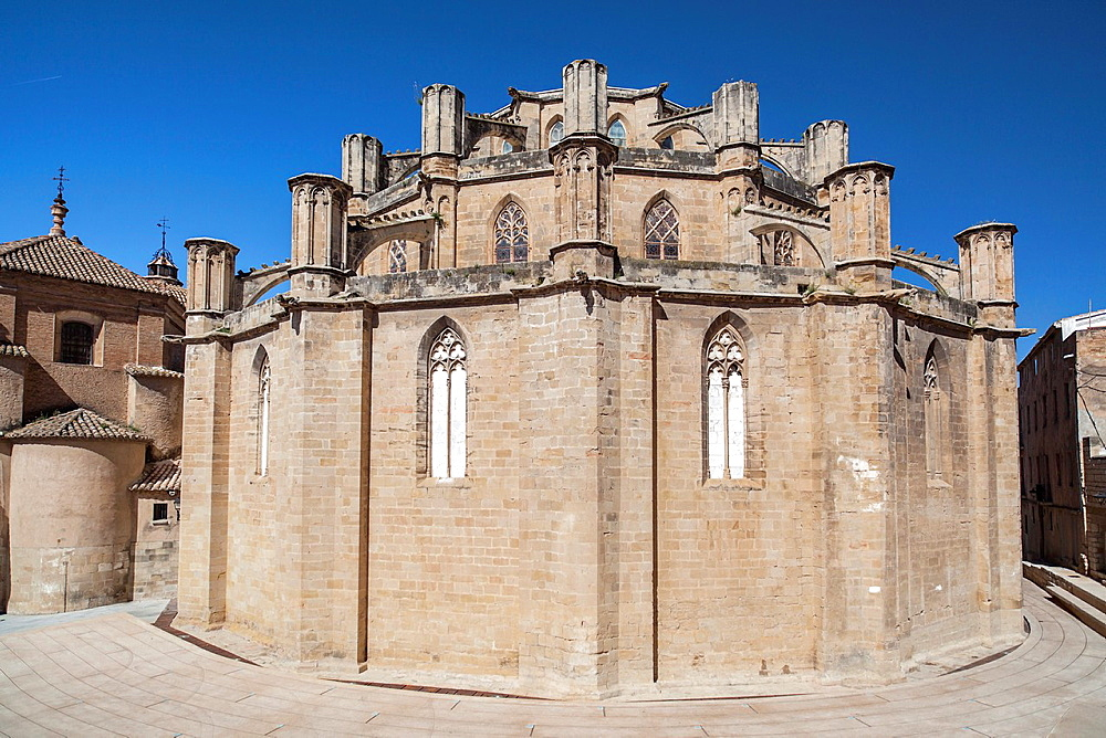 Tortosa, Catalonia, Spain Cathedral