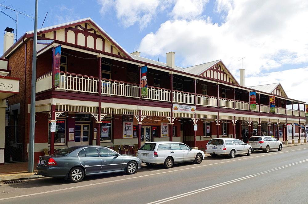 Bridgetown Hotel, Bridgetown, Western Australia, Australia