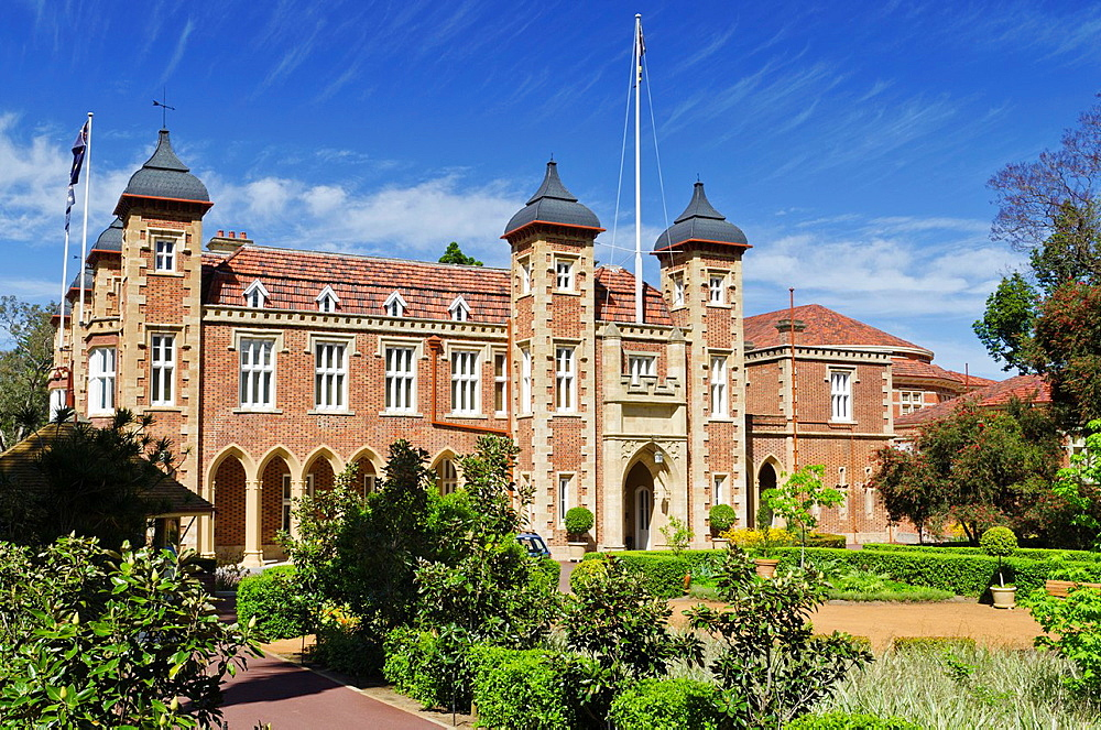 Government House, St George¥s Terrace, Perth, Western Australia, Australia