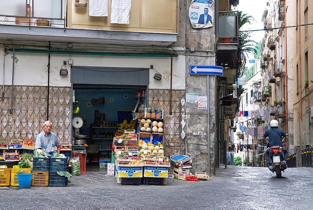 Naples, Campania region, southern Italy, Europe