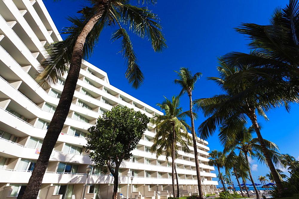 Bahamas, New Providence Island, Nassau, Cable Beach, Wyndham Nassau Resort