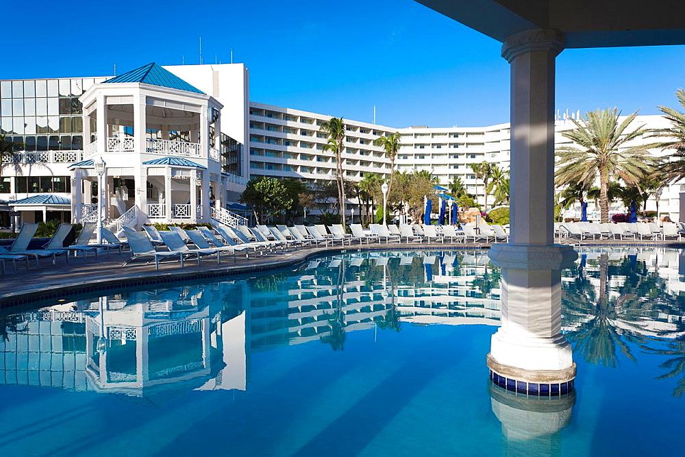 Bahamas, New Providence Island, Nassau, Cable Beach, Sheraton Cable Beach Resort,