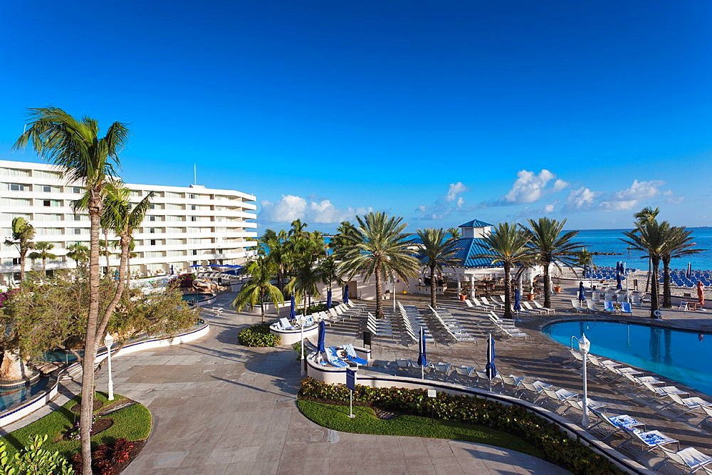 Bahamas, New Providence Island, Nassau, Cable Beach, Sheraton Cable Beach Resort,
