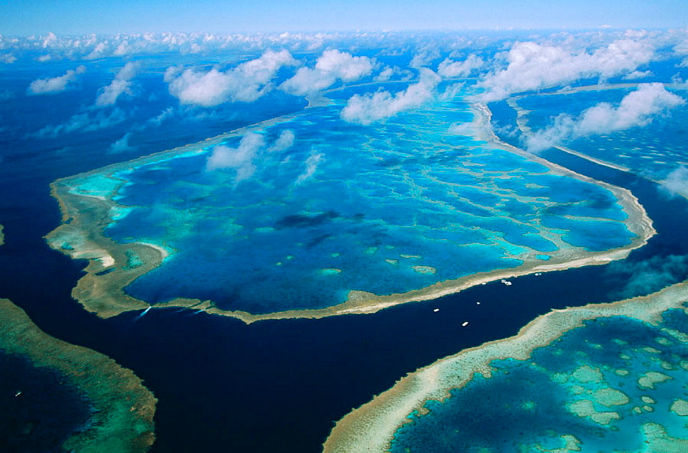 Great Barrier Reef, Australia - 817-4207