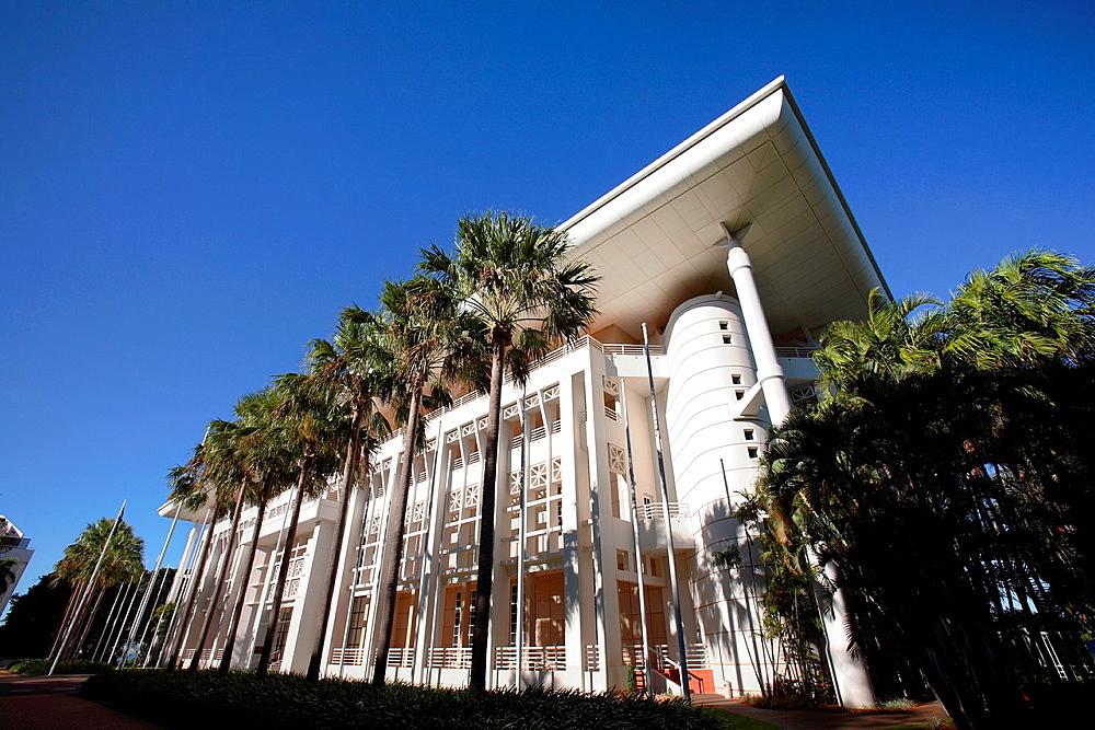 Parliament House, Darwin, Northern Territory, Australia