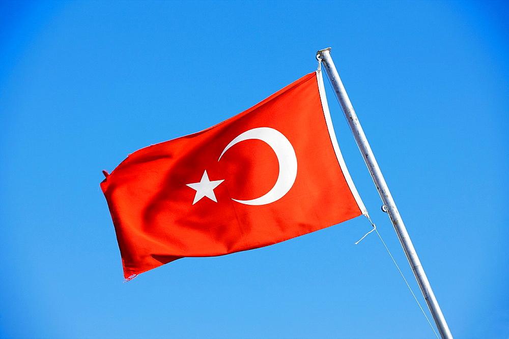 Turkish National Fla