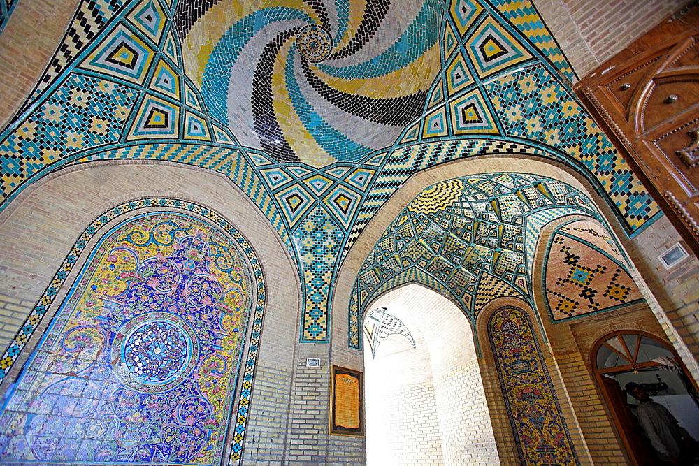 Imamzadeh Hossein Mausoleum, Qazvin, Iran