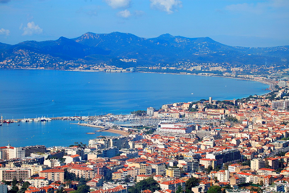 Cannes, Alpes-Maritimes, French Rivera, Cote d'Azur, 06, PACA, France.