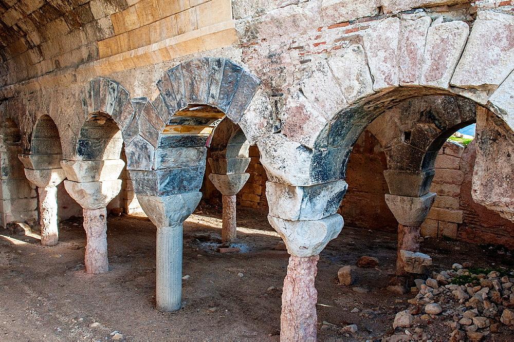 Saint Thecla Sacred Ground, Cistern, Silifke, South western Turkey