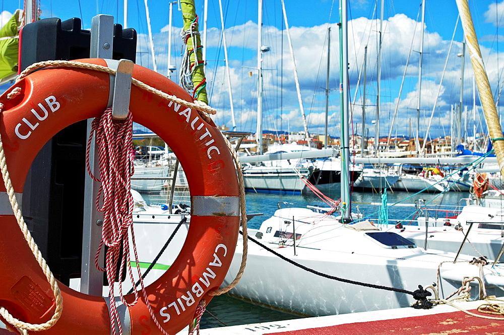Cambrils Port, Gold Coast Spain