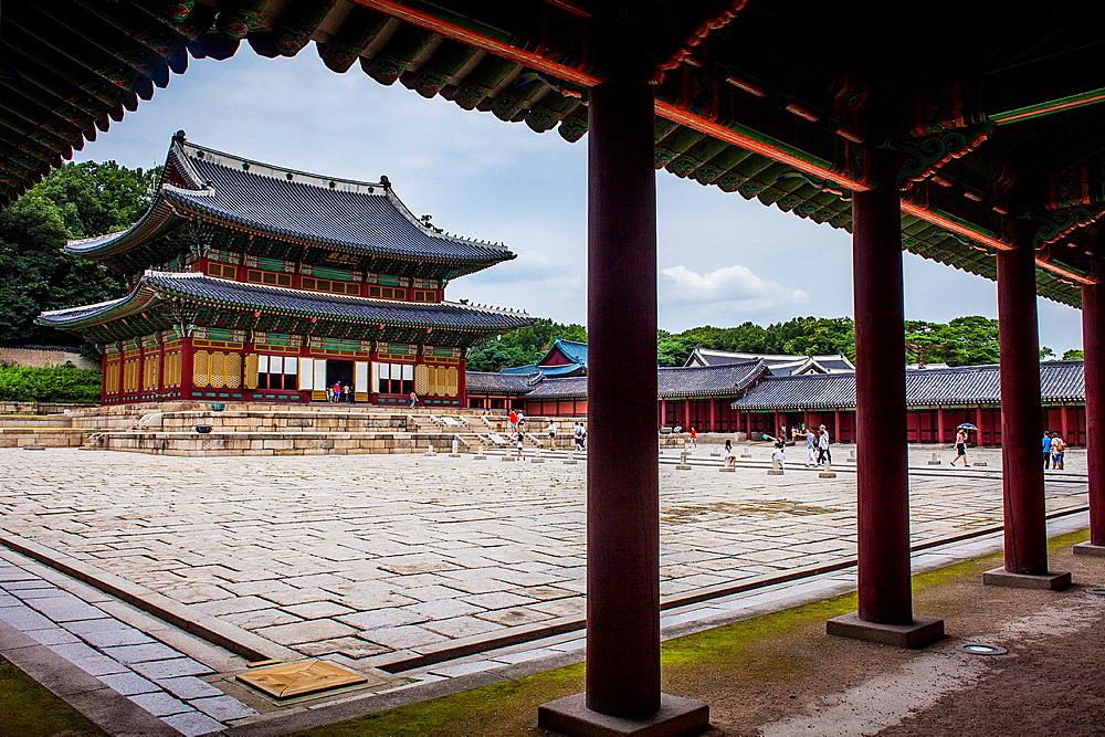Changgyeonggung Palace, Jongno-gu, Seoul, South Korea