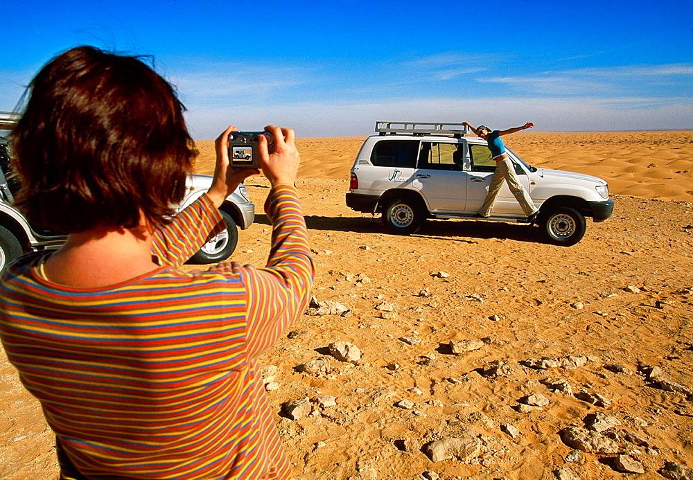 Sahara Southern Tunisia.