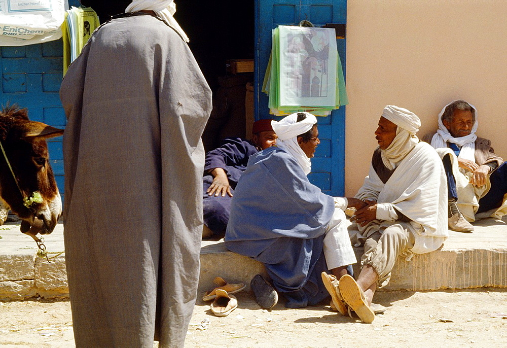 Douz Southern Tunisia.