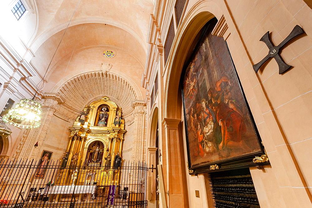 St. Clare of Assisi, Convent of Santa Clara de Palma, XIII Century, Mallorca, Balearic Islands, Spain