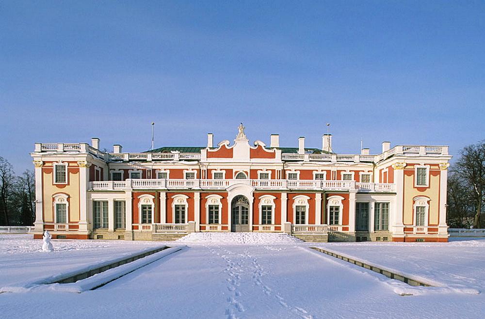 Kadriorg Palace, Tallinn, Estonia - 817-42698
