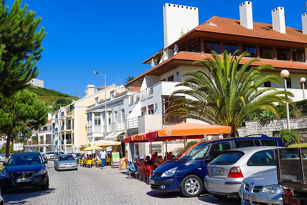 Rua Candido dos Reis, Sao Martinho do Porto, Alcobaca, Oeste, Leiria District, Portugal.