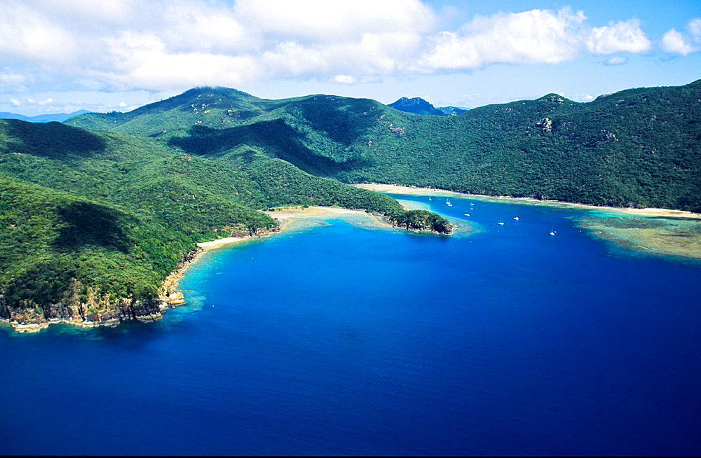 Hook Island Whitesunday Islands Great Barrier Reef Queesland Australia