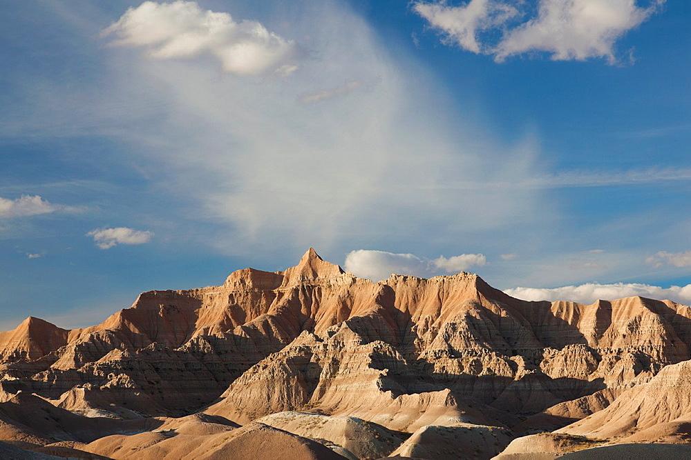 USA, South Dakota, Interior, Badlands National Park