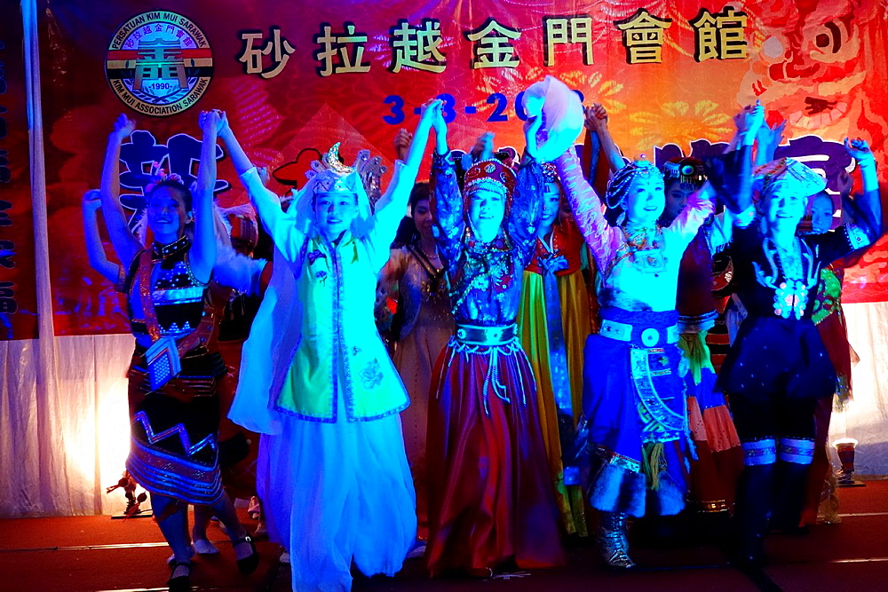 Chineese cultural dance