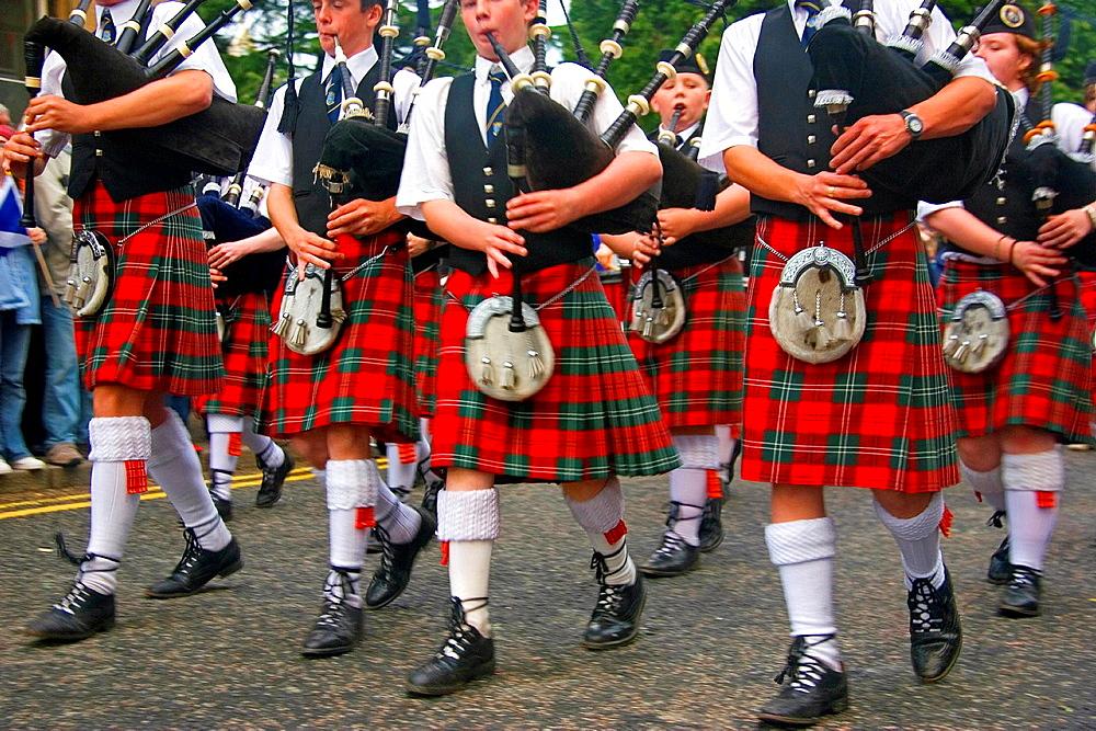 Dunoon Festival Scotland United Kingdom