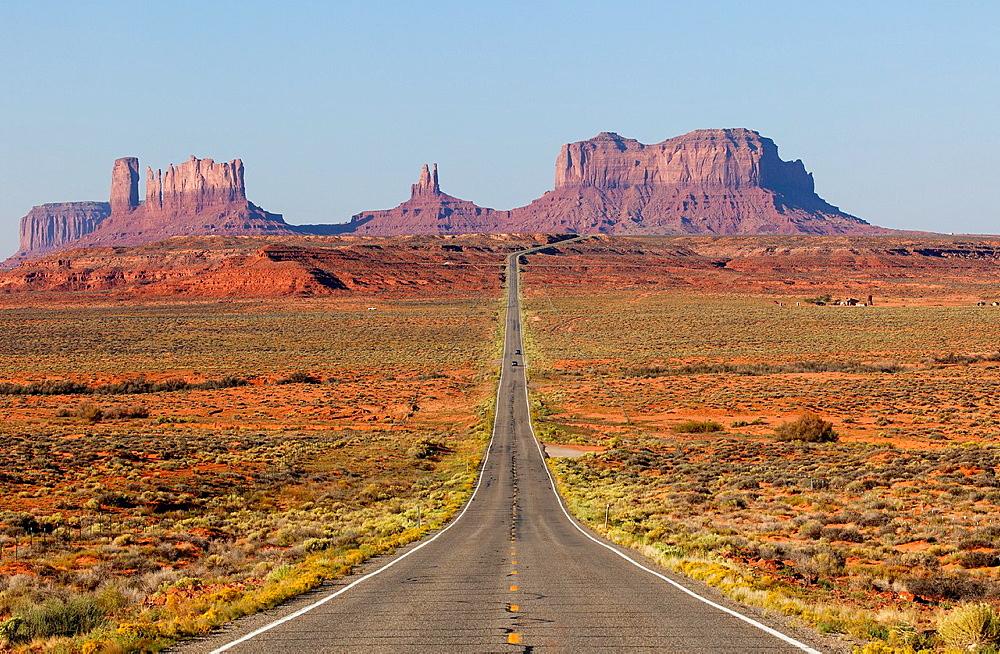 Monument Valley, Arizona/ Utah, USA