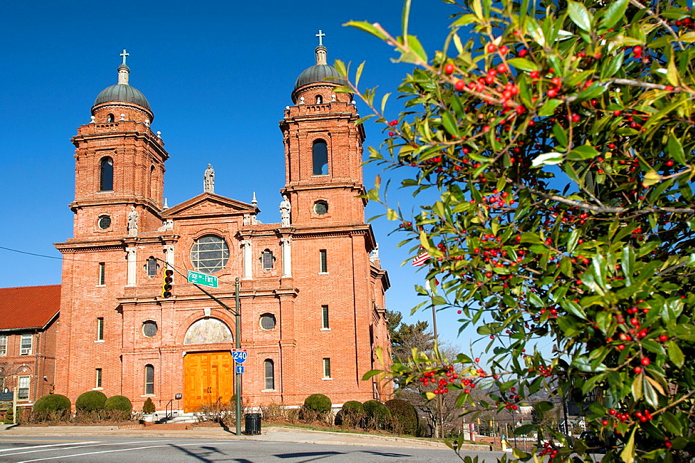 Basilica of Saint Lawrence, Asheville, North Carolina