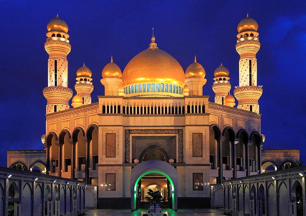 Brunei, Gadong, Jame'Asr Hassanil Bolkiah, Mosque,