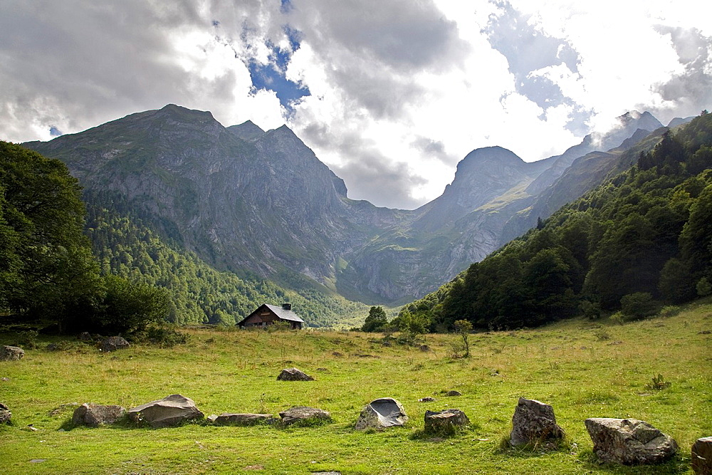 L'Artiga de Lin, Val d'Aran