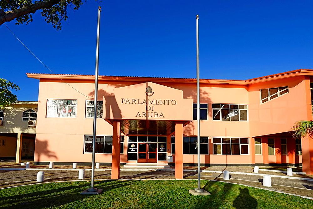 Parliament Aruba Oranjestad Netherland Antilles NA Caribbean